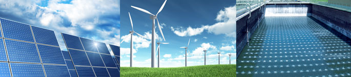 Solar, Green, Sustainable, Wind - Equipment Manufacturing Companies